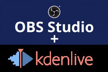 Ingin Merekam Aktivitas Webminar Utuh? Gunakan OBS Studio dan Kdenlive