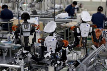 Klasifikasi Robot Industri