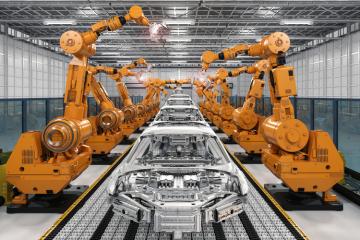 Sejarah Robot Industri